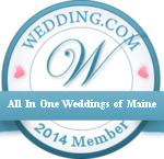Badge _ 2014 Wedding.com