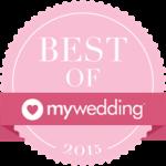 Badge _ 2015 My Wedding Best Of