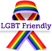 Badge _ LGBT Friendly Ribbon
