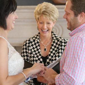 Angela and Tyson's wedding Connie Mills