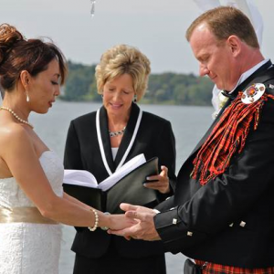 Scottish Wedding Prayer With Connie