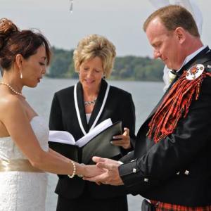 Scottish Wedding Prayer With Connie